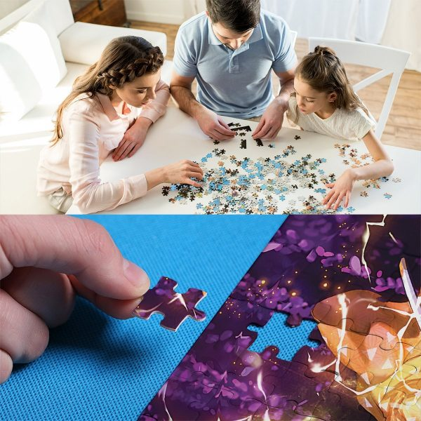 Breath of Thunder Puzzle Official Demon Slayer Merch