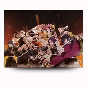Hashira Members Puzzle Official Demon Slayer Merch