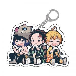 Demon Slayer Keychain  Lunch Time! Slower Shipping Official Demon Slayer Merch