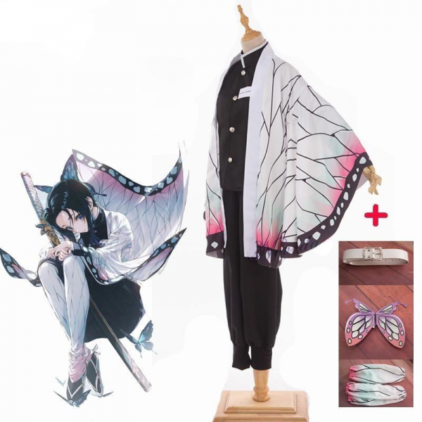 Without Wig / M Official Demon Slayer Merch