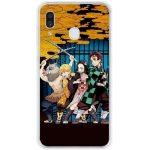 Demon Slayer Phone Case Samsung  The four Musketeers For A10 Official Demon Slayer Merch
